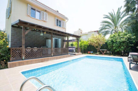 Продажа дома в Корал Бэйе Кипр
