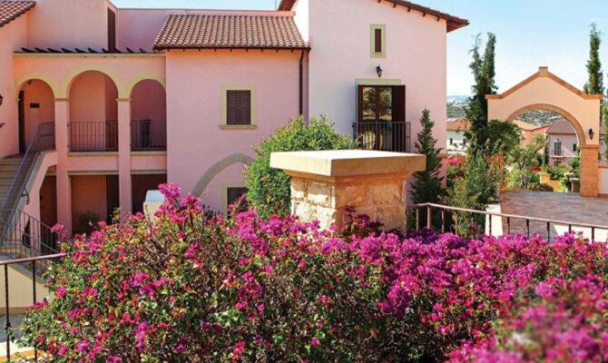 Продажа квартир в комплексе Афродита Хилс Пафос