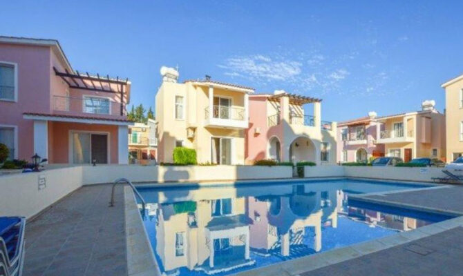 Продажа квартир в районе Юниверсал Пафос