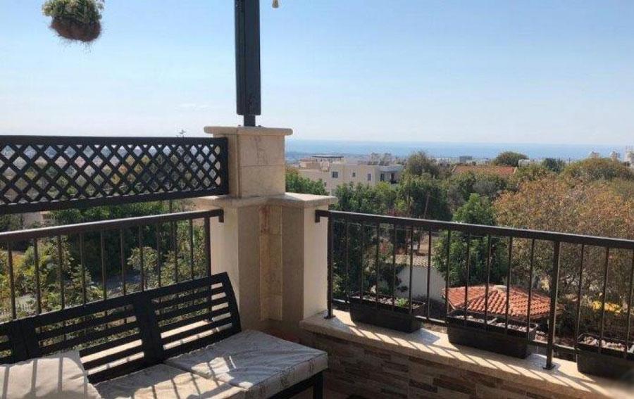 Продажа квартиры в Анаваргос Пафос