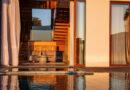 Купить люксовую виллу с видом на море в районе Афродайт Хилс на Кипре