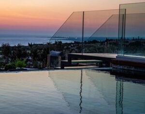 Покупка люксовой виллы с видом на море в Афродайт Хилс Кипр