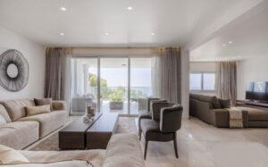 продажа элитной недвижимости возле моря в районе Агиос Тихонас Лимассол