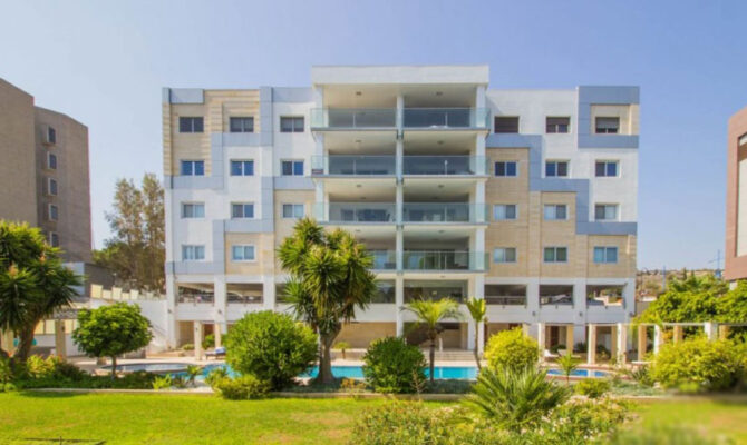 продажа элитных апартаментов у моря Лимассол