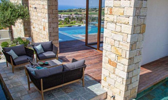 Продажа люкс виллы в Афродайт Хилс Кипр