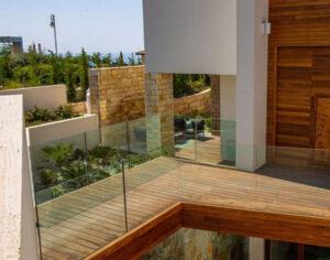 Продажа люксовой виллы с видом на море на Кипре