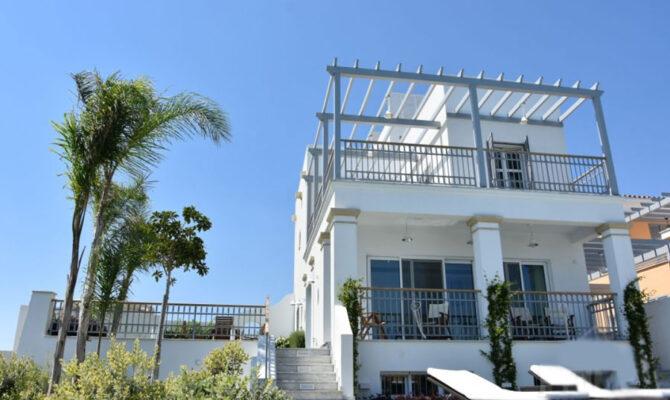 Продажа виллы в Лимассол Марина Кипр