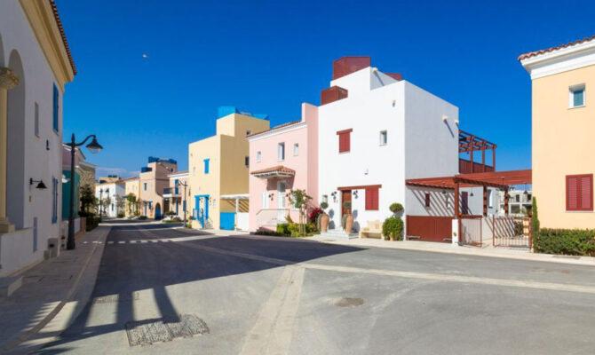 Кипр продажа элитной виллы Лимассол марина